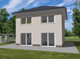 Residencia Hausbau Stadtvilla Wiesengrund