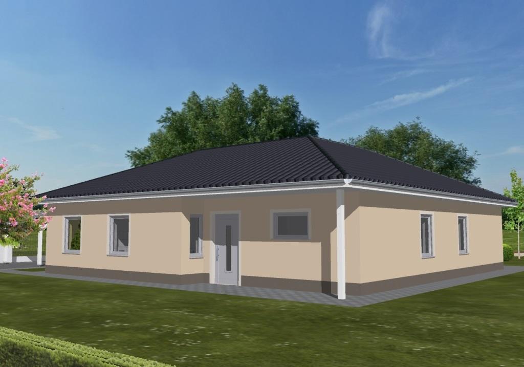 bungalow bu_138_3D 1